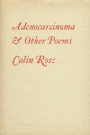 Adenocarcinoma and Other Poems