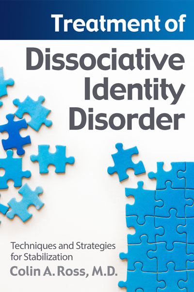 Treatment of Dissociative Identity Disorder - Click to Enlarge