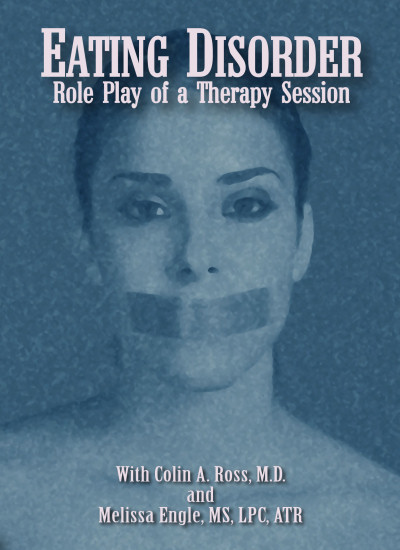 Eating Disorders: Role Play of a Therapy Session (DVD) - Click to Close