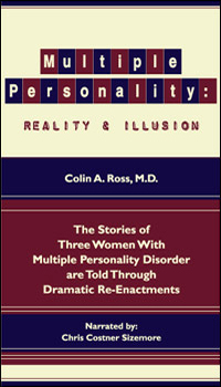 Multiple Personality: Reality and Illusion, Narrated by Chris Costner Sizemore, The Real Eve of the Three Faces of Eve (DVD)