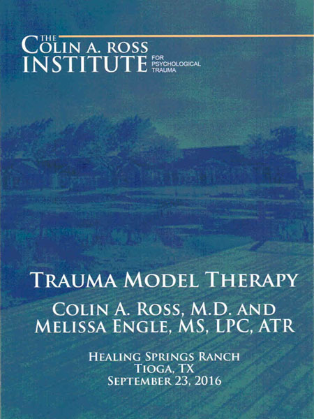Trauma Model Therapy (DVD) - Click to Enlarge